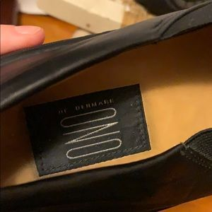 ono of denmark Shoes - Ono of Denmark Black Leather Shoes Size 36